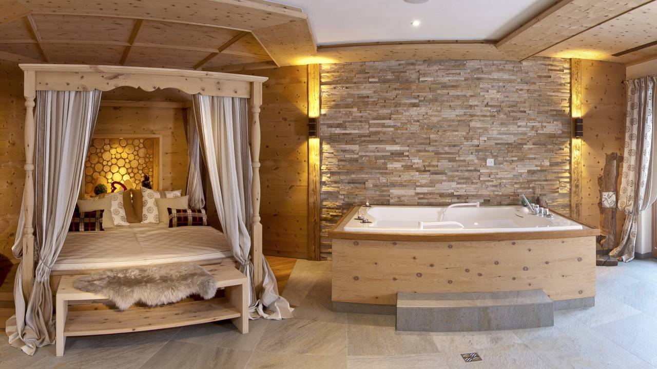 Private SPA Suite im Verwöhnhotel Kristall in Pertisau am Achensee