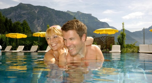 Sommer am Achensee Ihres Wellnesshotels in Tirol: Pool