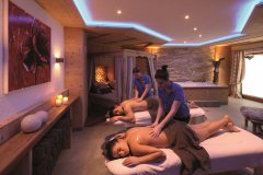 Private Spa Suite Kristall: Luxusbad