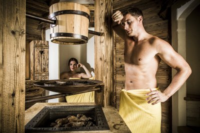 Wellness Hotel Pertisau Sauna